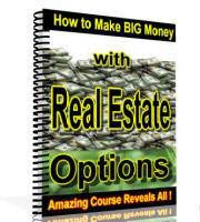 How to Make Big Money with Real Estate Options by Jake Toney