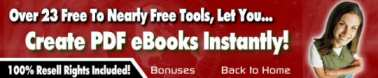 Create .pdf books instantly